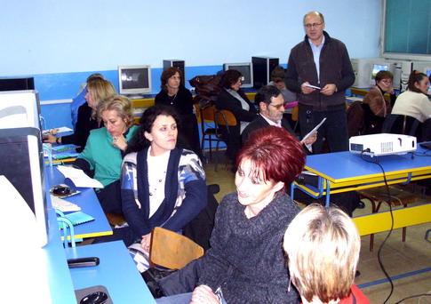 ITC obuka u Boru