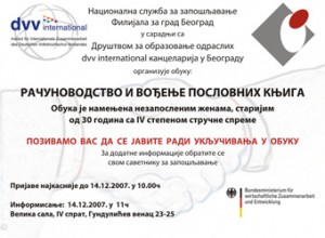 Poster obuke