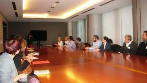 Sastanak u Parlamentu