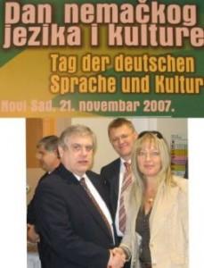 Tag der deutschen Sprache und Kultur