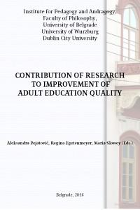 Contribution naslovna